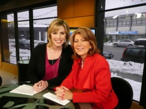 Dawn Chubai and Dana J. Smithers on Breakfast TV - City TV