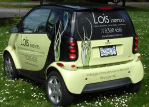 Lois North Smart Car