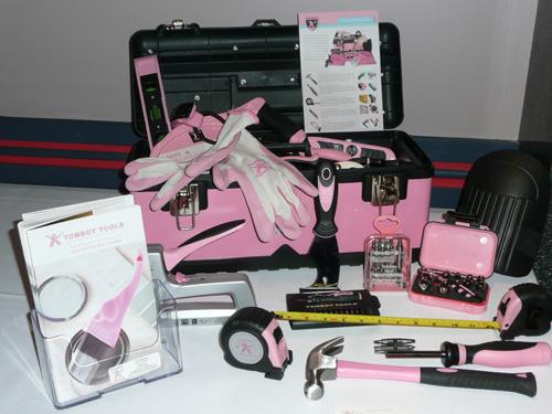 Tomboy Tools Kit