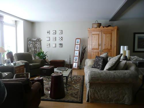 DeAnn Living Room Before