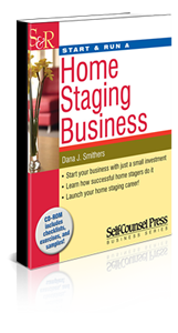 Start & Run a Home Staging Business Book