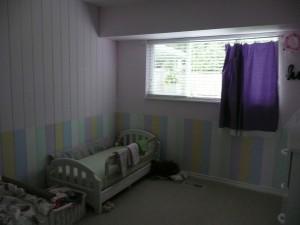 Children's Room Before